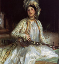 Sargent John Singer Almina Daughter of Asher Wertheimer