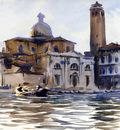 Sargent John Singer Palazzo Labbia Venice