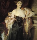 Sargent John Singer Portrait of Lady Helen Vincent Viscountess d Abernon