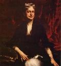 Sargent John Singer Portrait of Mrs  John Joseph Townsend Catherine Rebecca Bronson