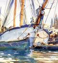 Sargent John Singer Shipping Majorca