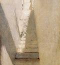 Sargent John Singer Staircase in Capri