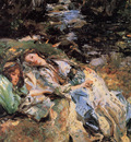 Sargent John Singer The Brook