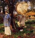 Sargent John Singer The Sketchers