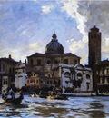 Sargent John Singer Venice Palazzo Labia