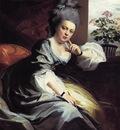 Copley John Singleton Mrs  Clark Gayton