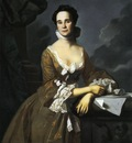 Copley John Singleton Mrs  Daniel Hubbard Mary Greene