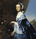 Copley John Singleton Mrs  James Warren Mercy Otis