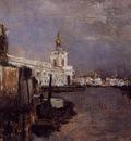 Twachtman John Canal Venice