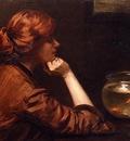 Alexander John White An Idle Moment