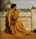 Godward John William Leisure Hours