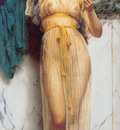 godward the mirror