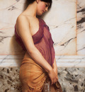 godward the tambourine girl