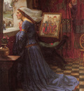 Waterhouse Fair Rosamund