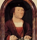 CLEVE Joos van Portrait Of Anthonis Van Hilten