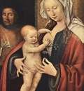 CLEVE Joos van The Holy Family