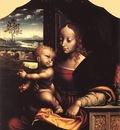cleve joos van virgin and child