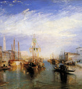 Turner Joseph Mallord William The Grand Canal Venice