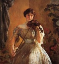 DeCamp Joseph The Kreutzer Sonata aka Violinist II