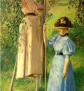 DeCamp Joseph The Pear Orchard