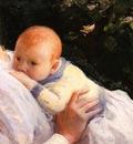 DeCamp Joseph Theodore Lambert DeCamp as an Infant