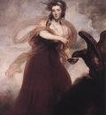 Mrs Musters as Hebe EUR