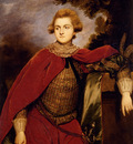 Reynolds Joshua Portrait Of Lord Robert Spencer