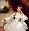 Reynolds Joshua Portrait Of Mrs Stanhope