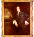 Reynolds Sir Joshua Portrait Of Sir William Lowther 3rd Bt