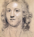 Reynolds Sir Joshua Portrait Of The Artist Aged Seventeen