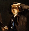 Reynolds Sir Joshua Self Portrait