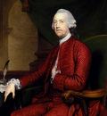 Reynolds sir Joshua Portrait Of John Simpson Of Bradley Hall