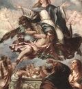 VALDES LEAL Juan de Assumption Of The Virgin