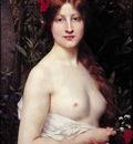 Demi nude
