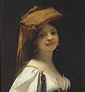 Lefebvre Jules Joseph La jeune rieuse