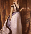 Lefebvre Jules Joseph Portrait Of A Women