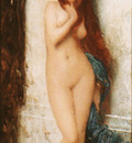 Lefebvre Jules Joseph Variation on La Cigale