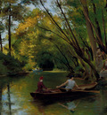 Scalbert Jules The Boatmen
