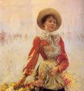 Stewart Julius LeBlanc Flower Girl