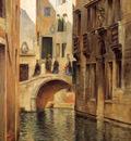 Stewart Julius LeBlanc Venetian Canal