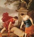 LA HIRE Laurent de Theseus And Aethra