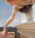 Allma Tadema God Speed