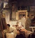 Alma Tadema A Picture Gallery