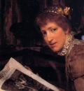 Alma Tadema Interrupted