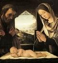 COSTA Lorenzo Nativity