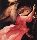 lotto lorenzo angel annunciating
