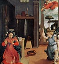 Lotto Lorenzo Annunciation c1527