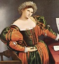 lotto lorenzo lucretia 1528