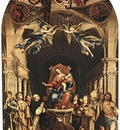 lotto lorenzo madonna with the child and saints