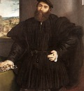 Lotto Lorenzo Portrait of a Gentleman c1530